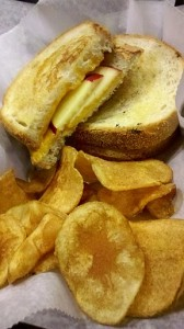 Stokes - Apple Grilled Cheese